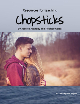 FREEBIE Resources for teaching Chopsticks (Jessica Anthony, Rodrigo Corral)