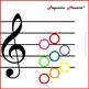 Resources free printable for Boomwhackers music.