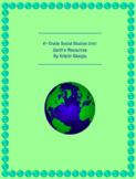 Resources UNIT (natural, human, capital, productive)