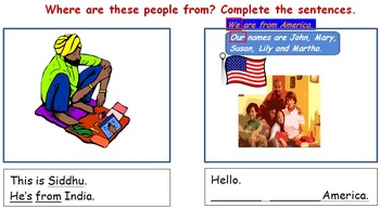 Resources on the Verb To Be, positive and negative uses