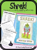 Resources to use with SHREK! by William Steig