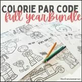 Résous et Colorie (Holidays) - Growing Bundle
