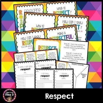 Social Skills Respect