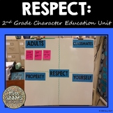 Respect: 2nd Grade Character Education Unit 2