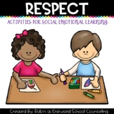 Respect Activity Pack- 8 Activities Included, Awards and Vouchers