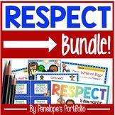Respect BUNDLE:  All Respect Activities