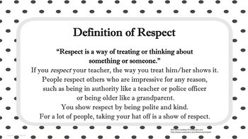 Respect Character Diversity Multi-cultural Powerpoint w Video link & Activities