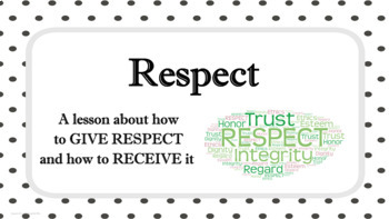 Respect Character Diversity Multi-cultural Powerpoint w Vi