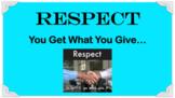 Respect Bullying Prevention No Prep SEL Lesson 5 Vid 4 Activities Social Skills