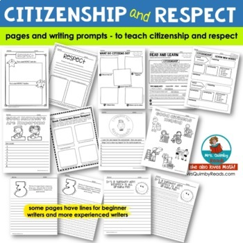 citizenship essay prompts Goal the goal of the catholic citizenship essay contest is to give students an opportunity to define the role of a catholic citizen in many different scenarios, and to.