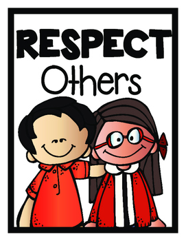 Respect Classroom Rules by Jenny Thurman | Teachers Pay ...