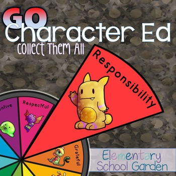Responsibility - Go Character Ed - Positive Behavior Traits