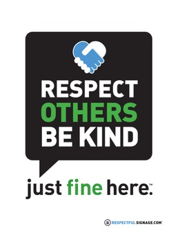 Respect Others | Be Kind - Decal