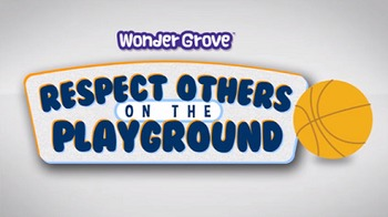 Respect Others on the Playground Grade 1