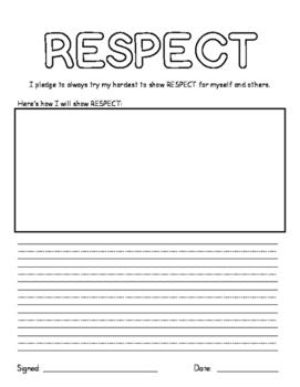 Respect Pledge