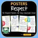 Respect Posters 50 Great Motivational Quotes