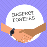 Respect Posters (8.5 x 11)