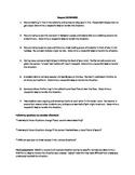 Respect Scenarios -- middle school PBIS