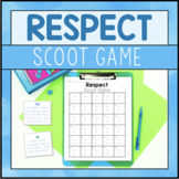 Respect Scoot Game For Character Education Lessons