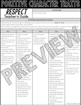Respect (Social Studies Extensions)