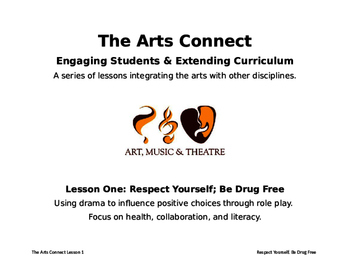 Red Ribbon Week: Respect Yourself. Be Drug Free!