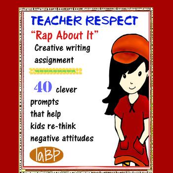 Respect Rap prompts