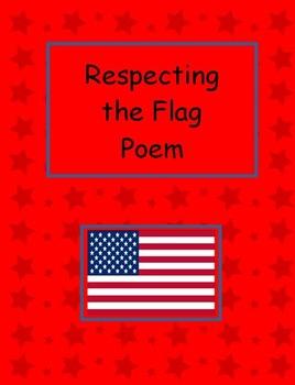 Respect the Flag Poem
