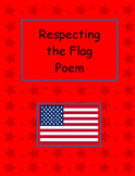 Respect the Flag Poem