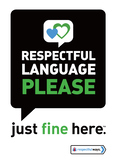 Respectful Language Please