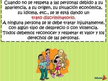 Respeto a los Individuos y a la Diversidad