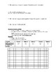Respiration Content and Graphing Worksheet
