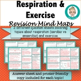 Respiration & Exercise Revision Worksheets