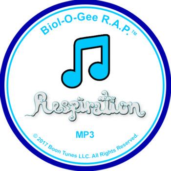 Respiration: Mp3 - Biol-O-Gee R.A.P.