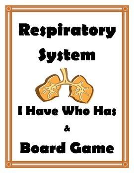 RESPIRATORY SYSTEM GAMES