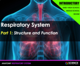 PPT - Respiratory System Introduction + Student Notes - Di