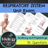 Respiratory System Exam