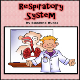Human Body: Respiratory System - Interactive Notebook