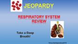 Respiratory System Jeopardy Game  Anatomy, AP Biology, Health Sciences