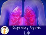 Respiratory System Lab Activity