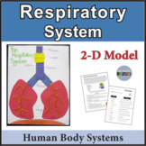 Respiratory System Model NGSS MS-LS1-3