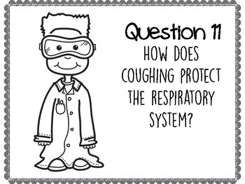 Respiratory System QR Code Hunt (Content Review or NB Quiz)