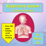 Respiratory System Unit for Special Education