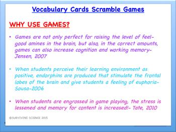 Respiratory System Vocabulary Scramble Game: Anatomy and Medical Terminology