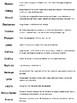 Respiratory and Excretory System Drag-n-Drop Vocab for Google Classroom
