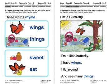 Respond to Poetry 2: Lesson 10, Book 21 (Newitt Poetry Series)