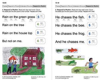 Respond to Poetry 2: Lesson 11, Book 21 (Newitt Poetry Series)