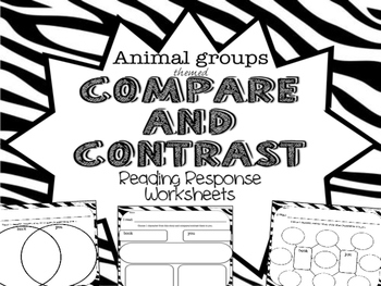 Respond to Reading: Compare Contrast