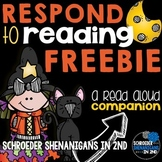 Respond to Reading FREEBIE