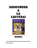 Responder a la Lectura - Reading Response Journal - Spanish