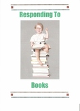 Reading Comprehension - Responding To Books and Stories -